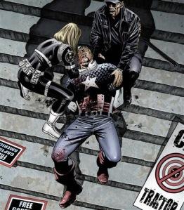 Cap's death